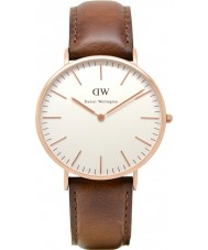 Daniel Wellington DW00100006 Mens Classic 40mm St Mawes Rose Gold Watch