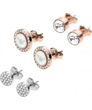 Emporio Armani EGS2456221 Ladies Earrings Gift Set