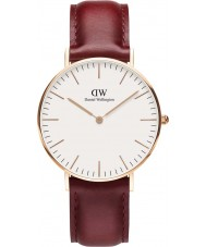 Daniel Wellington DW00100122 Mens Classic Suffolk 36mm Watch