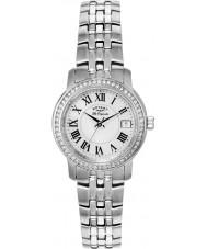Rotary Ladies Les Originales Silver Steel Bracelet Watch