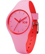 Ice-Watch 001491 Ice Duo Pink Silicone Strap Watch