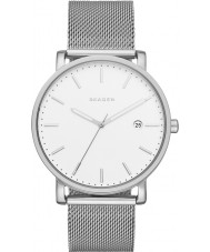 Skagen SKW6281 Mens Hagen Silver Steel Mesh Bracelet Watch