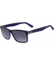 Lacoste Mens L705S Dark Blue Sunglasses