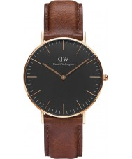 Daniel Wellington DW00100136 Classic Black St Mawes 36mm Watch