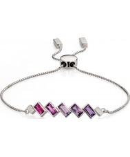 Fiorelli B4829 Ladies Ombre Stones Bracelet