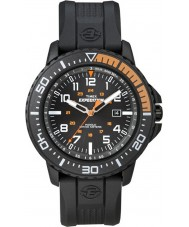 Timex T49940 Mens Black Expedition Uplander Watch