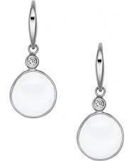 Skagen SKJ0589040 Ladies Sea Glass Silver Steel Earrings