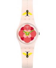 Swatch LM140 Ladies Original Lady - Flower Jungle Watch