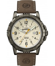Timex T49990 Mens Brown Expedition Rugged Field Watch
