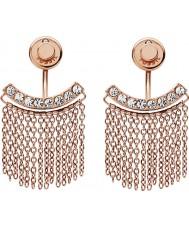Fossil JF02396791 Ladies Earrings