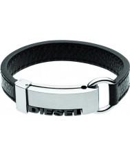 Diesel DX0001040-18.5 Mens Step UP Bracelet