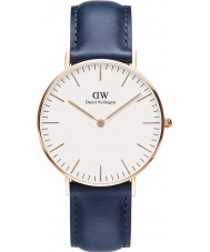Daniel Wellington DW00100123 Mens Classic Somerset 36mm Watch