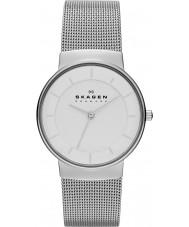 Skagen Ladies Klassik Silver Steel Bracelet Watch