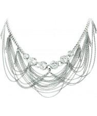 Dyrberg Kern 334608 Ladies Kelin Silver Plated Necklace