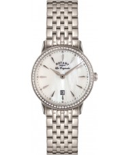 Rotary LB90050-41 Ladies Les Originales Kensington Steel Watch