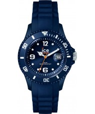 Ice-Watch SP.SI.COB.S.S.15 Ladies Ice-Safari Blue Silicone Strap Small Watch