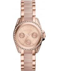 Michael Kors MK6175 Ladies Mini Blair Rose Gold Plated Bracelet Watch