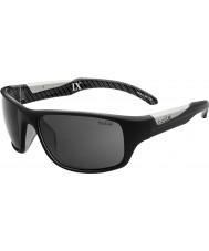 Bolle Vibe Shiny Black TP9 Polarized TNS Sunglasses