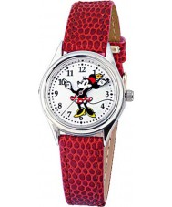 Disney by Ingersoll Ladies Classic Minnie Mouse Red Watch