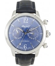 Ingersoll IN8009BL Mens Outlaw Automatic Blue Watch
