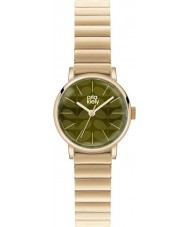 Orla Kiely OK4014 Ladies Frankie Hamilton Gold Plated Watch