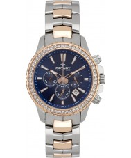 Rotary ALB00087-C-05 Ladies Aquaspeed Summer Rose Two Tone Chronograph Watch
