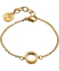 Edblad Ladies Monaco Gold Bracelet