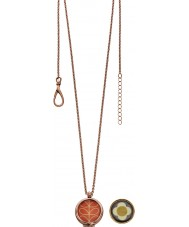 Orla Kiely N4019 Ladies Camille Necklace