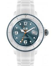 Ice-Watch SI.WJ.U.S.12 Ice-White Jeans Silicon Watch