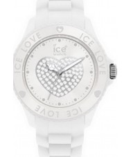 Ice-Watch LO.WE.S.S.12 Ice-Love White Small Watch