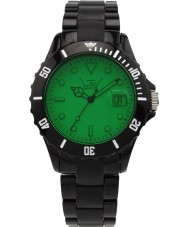 LTD Watch Green Black Watch