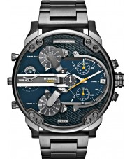 Diesel DZ7331 Mens Mr Daddy Multifunction Gunmetal Watch