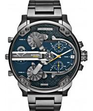 Diesel DZ7331 Mens Mr Daddy Multifunction Gunmetal Watch