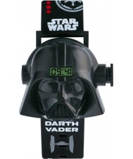 Star Wars DAR3538 Boys Darth Vader Projection Watch with Black Plastic Band