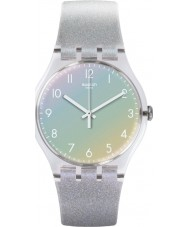 Swatch SUOK116 New Gent - Silver Spok Watch