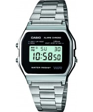 Casio A158WEA-1EF Mens Collection Watch