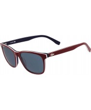 Lacoste L833S Red Sunglasses