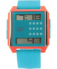 LTD Watch Blue Orange Mix and Match Digital Watch