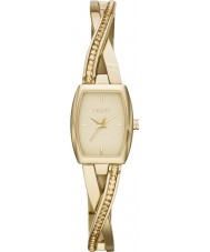 DKNY NY2237 Ladies Crosswalk Gold Stone Set Watch