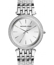 Michael Kors MK3190 Ladies Darci All Silver Watch
