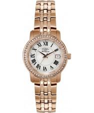 Rotary LB90093-41 Ladies Les Originales Rose Gold Plated Bracelet Watch