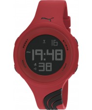 Puma PU911091008 Twist L Two Tone Silicone Strap Watch