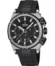 Festina F16970-4 Mens Chrono Bike Black Rubber Chronograph Watch