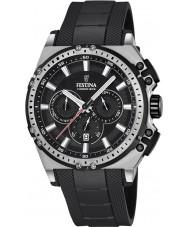 Festina F16970-4 Mens Chrono Bike Black Rubber Chronograph Watch