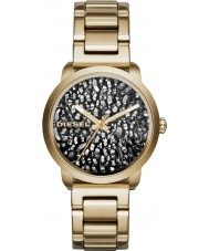 Diesel DZ5521 Ladies Flare Gold Steel Bracelet Watch