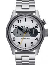 Nixon A976-130 Mens Safari Deluxe Watch
