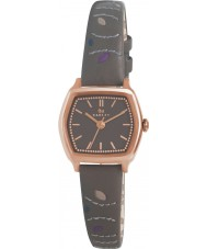 Radley RY2164 Ladies Shale Leaf Stitched Leather Strap Watch