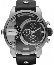 Diesel DZ7256 Mens Baby Daddy Black Chronograph Watch