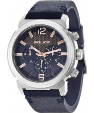 Police 14377JS-03 Mens Concept Blue Chronograph Watch