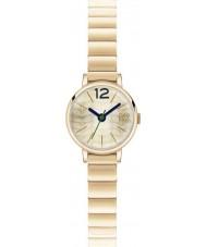 Orla Kiely OK4018 Ladies Frankie Hamilton Gold Plated Watch